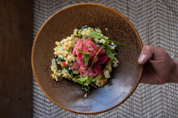 Wilde Wortels - bezorgmaaltijden Utrecht - gebakken rijst met kimchi