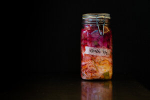 Wilde Wortels - Biologische catering & workshops over natuurvoeding - Recept Kimchi
