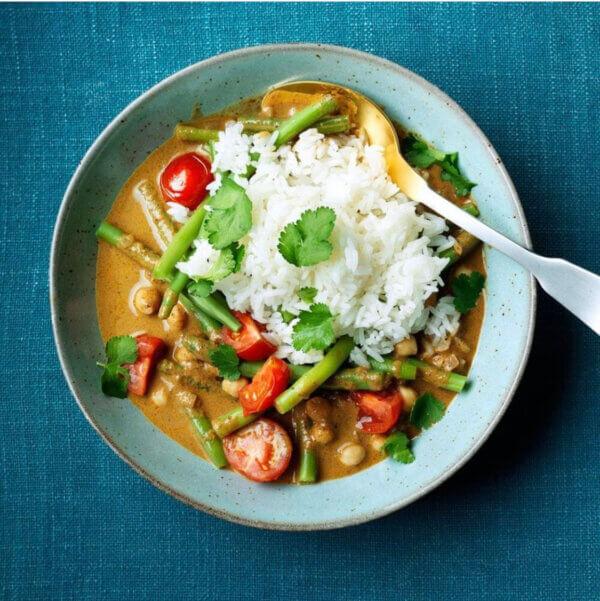Wilde Wortels - afhaalmaaltijden Utrecht - Thaise curry